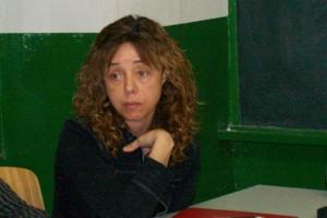Gemma Fruitós, impulsora de la lluita contra els censos