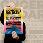 Concert solidari per la cultura local