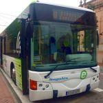 El nou autobús de la línia Sentmenat-Barcelona s'identifica amb els colors verd i blanc.