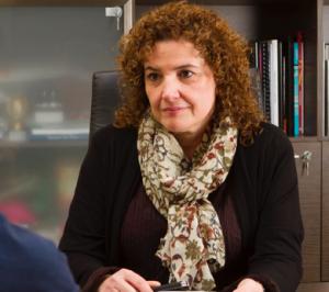 Núria Colomé, cap de llista de CiU