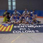 L'HC Sentmenat es proclama subcampió aleví de Catalunya