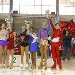 El Club de Patinatge Artístic Sentmenat obté el primer lloc en la categoria de clubs del XIV Trofeu de l'Amistat © Toni Pérez Felipe