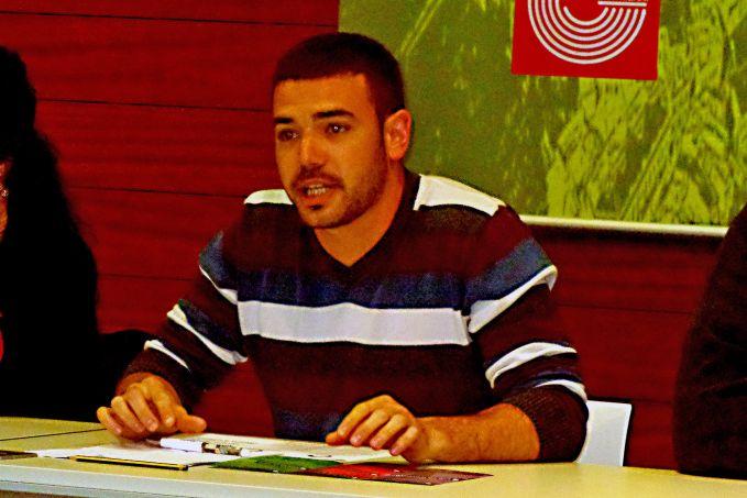 Marc Verneda, candidat a l'alcaldia de Sentmenat per l'Assemblea Ciutadana